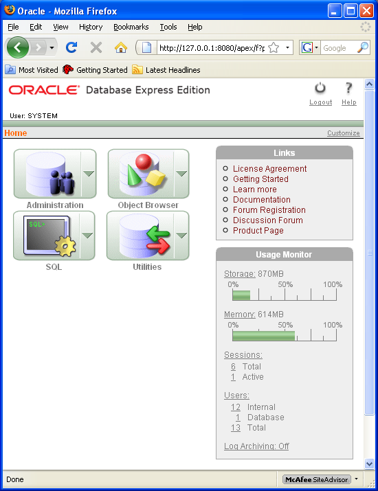 oracle10gxeschema02