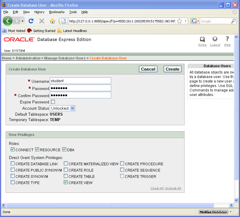 oracle10gxeschema05