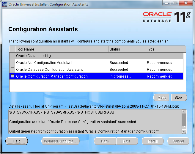 Oracle11gInstall10