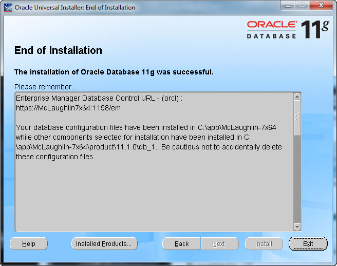 Oracle11gInstall11