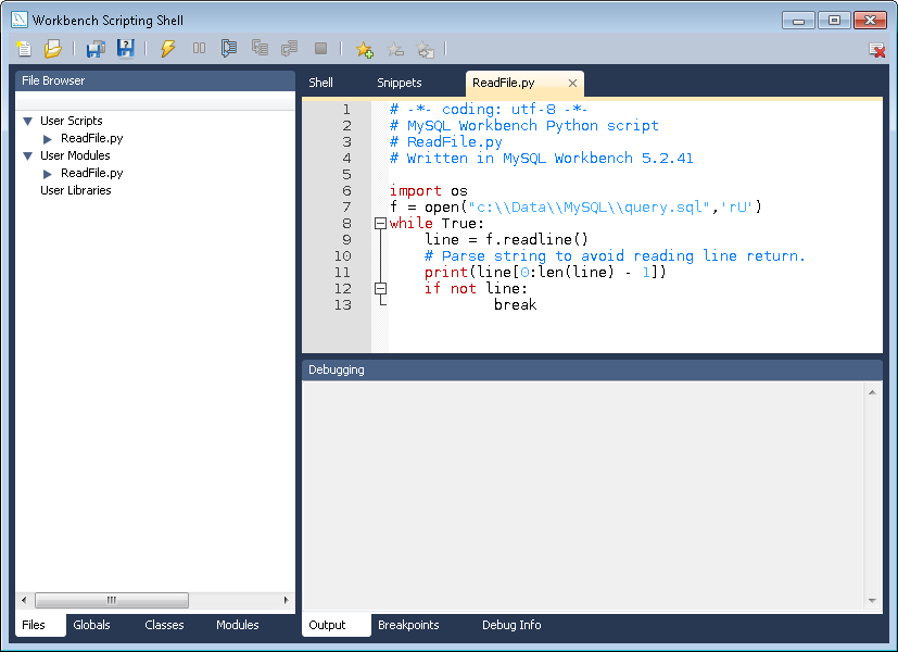 Mysql Workbench Scripts Maclochlainns Weblog