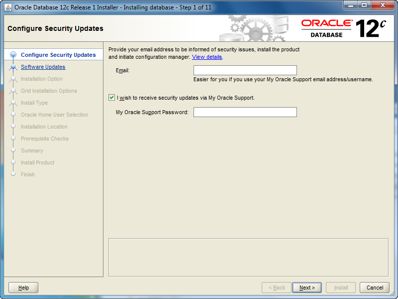 oracle installation maclochlainns weblog rh blog mclaughlinsoftware com RJ45 Wiring -Diagram Wired Doorbell Installation