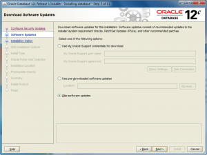 Oracle12cInstall03