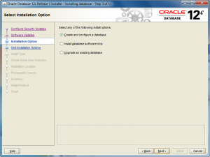 Oracle12cInstall04