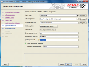 Oracle12cInstall08