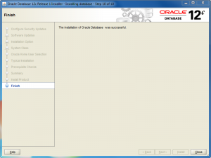 Oracle12cInstall15