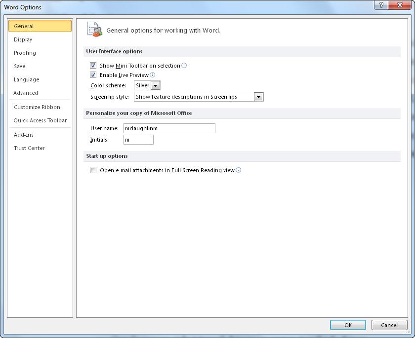 Microsoft Office | MacLochlainns Weblog