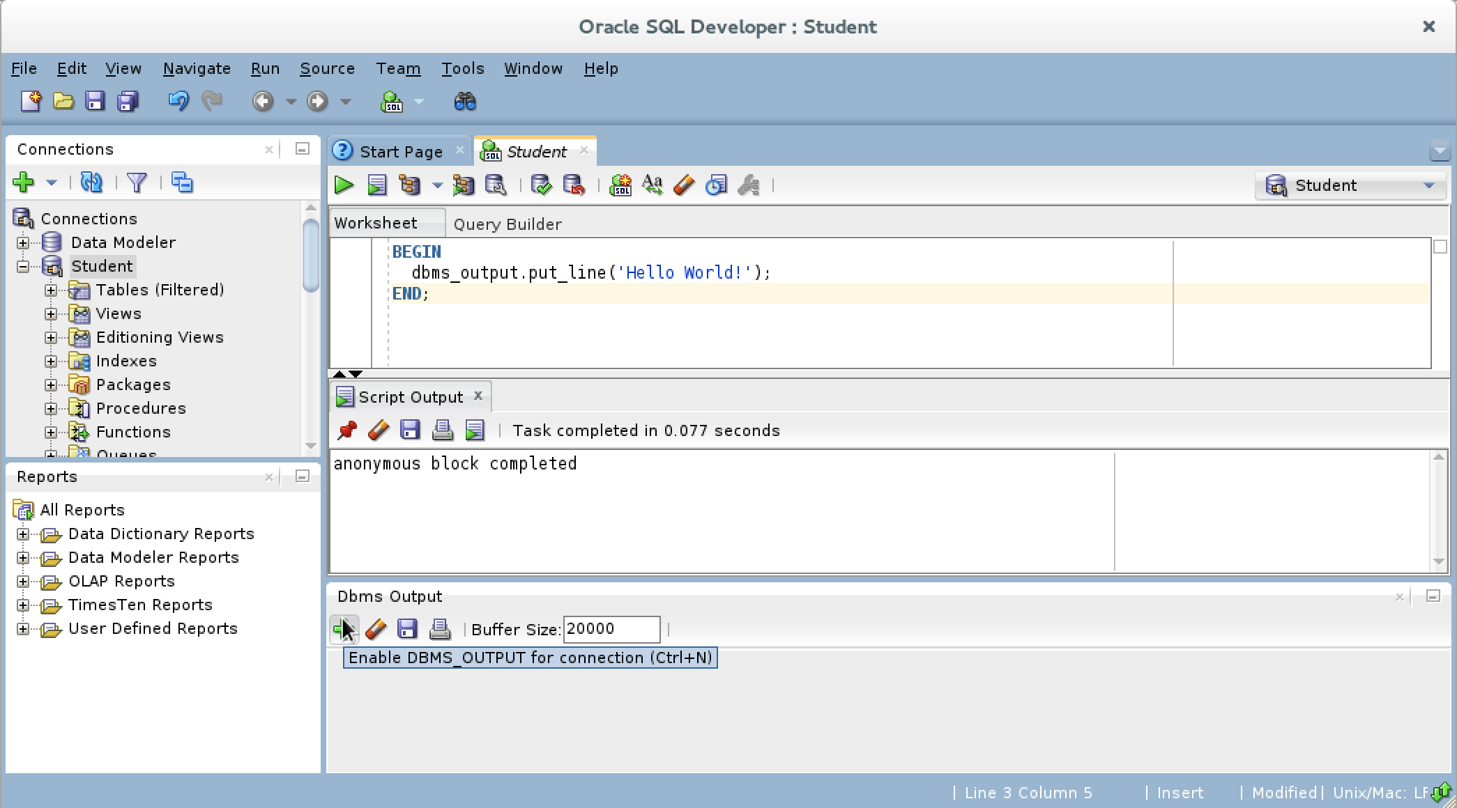 how to develop an installer for sql databases